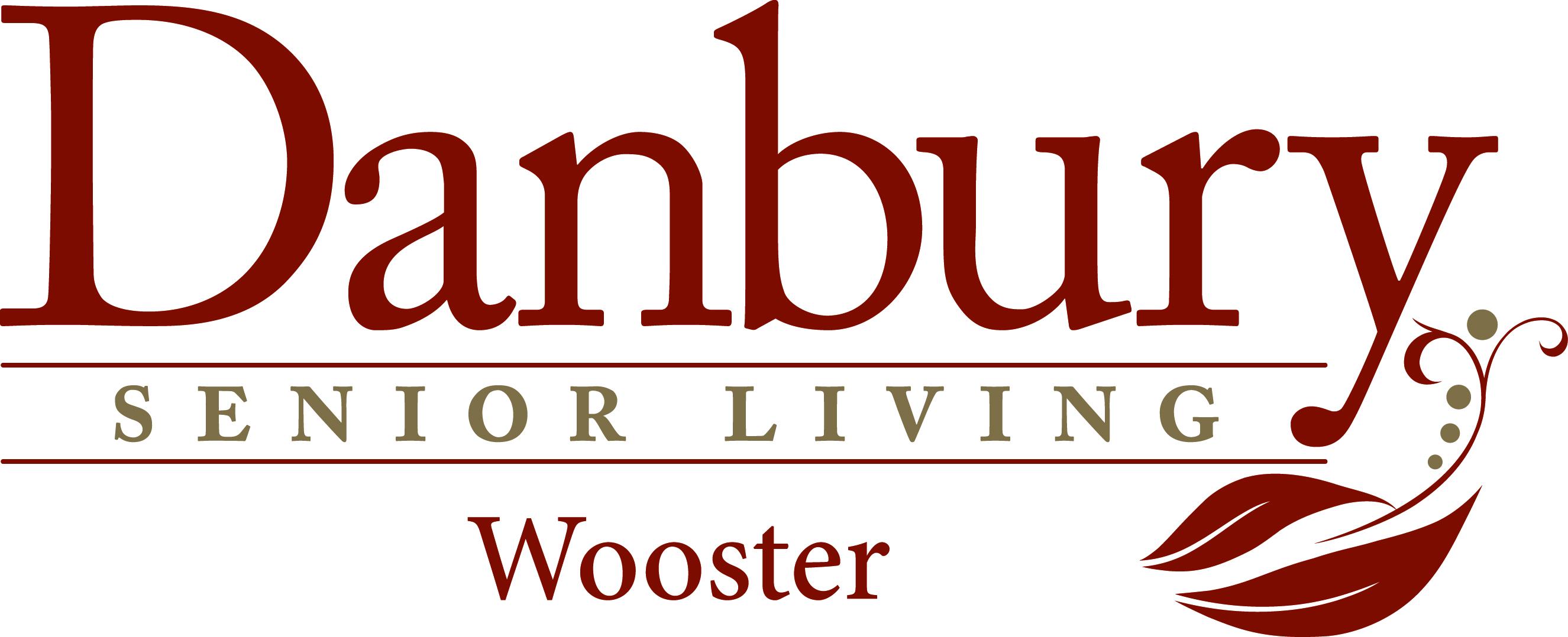 logo for Danbury Senior Living - Wooster