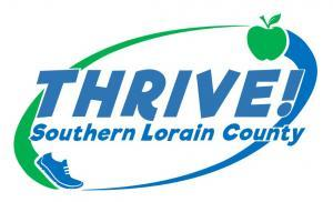 logo for Thrive Southern Lorain County