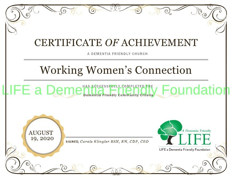 image for Working Women's Connection
